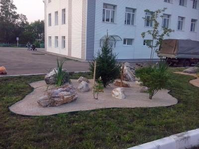 Детский сад п. Октябрьский